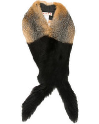 Marni Fox Fur Stole W Tags