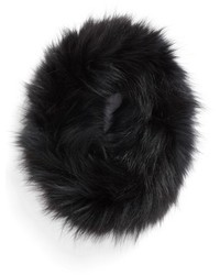 Dena Genuine Fox Fur Cowl Collar
