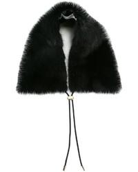 Mary Katrantzou Mink Fur Collar