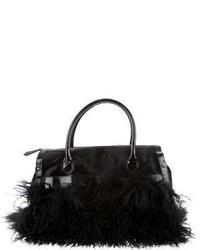 Ponyhair fur tote bag medium 1213564