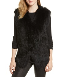 La Fiorentina Genuine Fox Fur Vest
