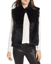 La Fiorentina Genuine Rabbit Fur Vest