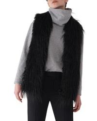 Sosken Gila Down Faux Fur Vest