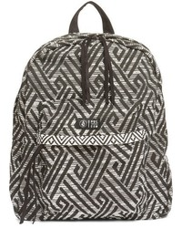 Volcom Outta Towner Backpack Black