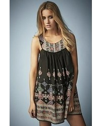 Kate moss for aztec print sundress medium 53252