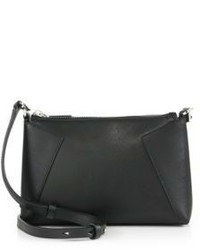 Vince City Leather Crossbody