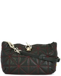 Sonia Rykiel Geometric Pattern Crossbody Bag