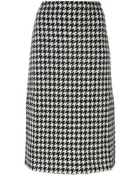 Marni Patterned Pencil Skirt