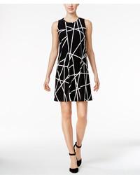 Tommy Hilfiger Geo Print Shift Dress