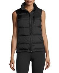 Alala City Puffer Vest Black