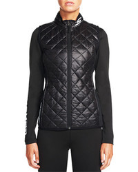 Skechers Arctic Quilted Vest Black Vests