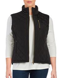 Calvin Klein Plus Plus Quilted Puffer Vest