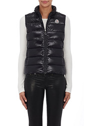 Moncler Down Quilted Vest Black