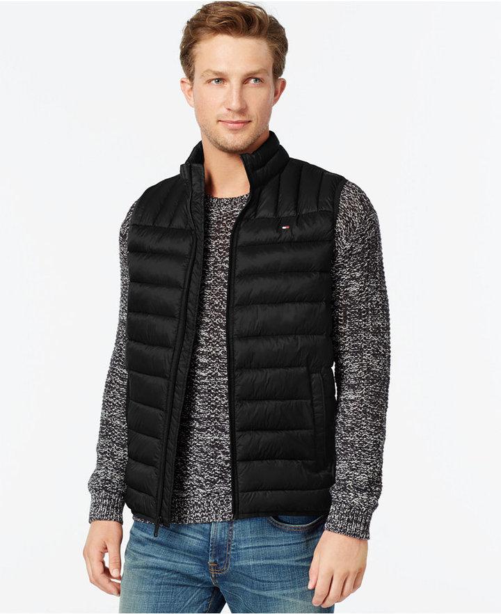 c21d0b222816c ... Tommy Hilfiger Lightweight Puffer Vest ...