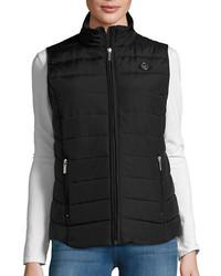 MICHAEL Michael Kors Michl Michl Kors Zip Front Puffer Vest