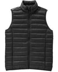 Joe Fresh Pack Away Puffer Vest Black
