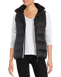 Calvin Klein Performance Fleece Collar Puffer Vest
