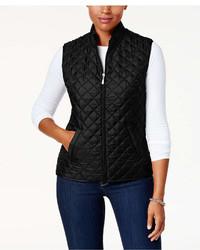 Karen Scott Petite Puffer Vest Created For Macys