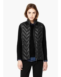 Mango Outlet Quilted Gilet