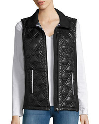 Nanette Lepore Quilted Puffer Vest
