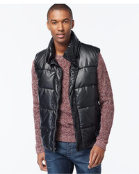 Sean John Quilted Puffer Vest