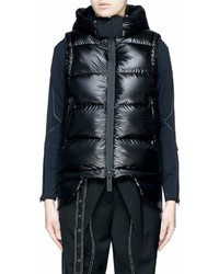 Templa Two In One Jacket And Down Puffer Vest