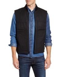 Filson Waxed Work Vest
