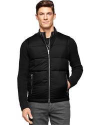 Calvin Klein Zip Front Puffer Vest