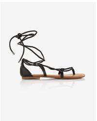 Express Braided Gladiator Sandals