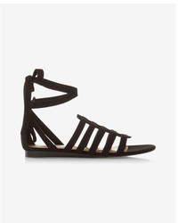 Express Lace Up Gladiator Sandals