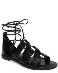 678d27930d9 MICHAEL Michael Kors Michl Michl Kors Monterey Lace Up Gladiator Sandal