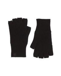 rag & bone Ace Cashmere Knit Fingerless Gloves