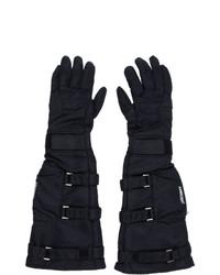 Ambush Black Astro Gloves