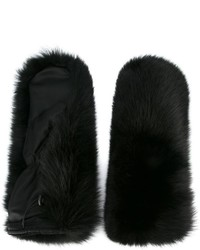 DSQUARED2 Ski Finger Cover Gloves