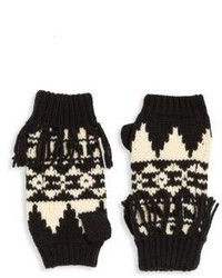 Ralph Lauren Kids Fringe Fingerless Gloves