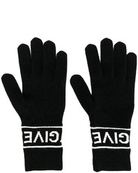 Givenchy Logo Gloves