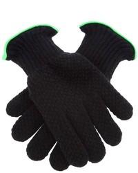 Paul Smith Textured Gloves
