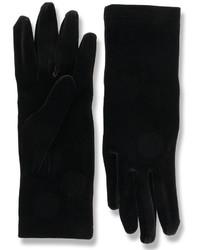 Balenciaga Velvet Gloves