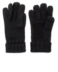 Izod Wool And Leather Gloves
