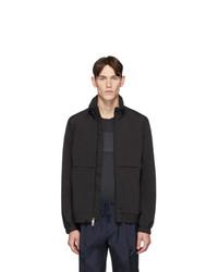 Woolrich Black Mallard Bomber Jacket