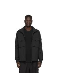 Stone Island Black Stretch 5l Jacket