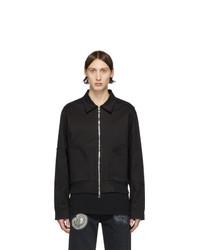 Nahmias Black Workman Jacket