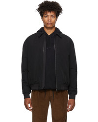 Z Zegna Insulated Collared Jacket