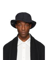 Issey Miyake Men Black Span Hat