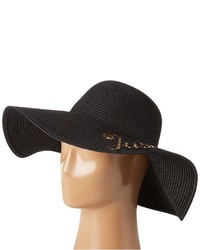 Betsey Johnson Blue By Just Married Floppy Hat Traditional Hats