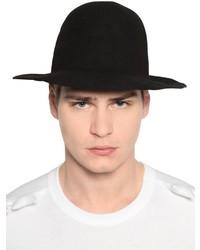 Comme des Garcons Wool Felt Brimmed Hat
