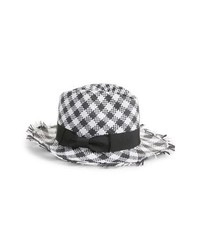 kate spade new york Gingham Trilby