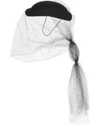 Gucci Agnes Lapin Felt Hat Wveil