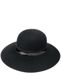 Lanvin Wide Brimmed Hat