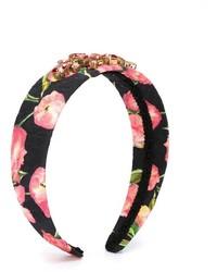 Dolce & Gabbana Kids Tulip Brocade Headband